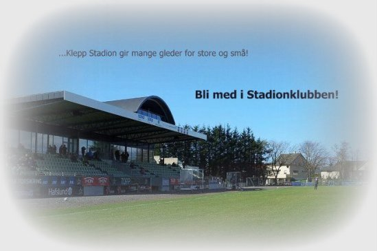 Stadionklubben - foto Kent Skibstad