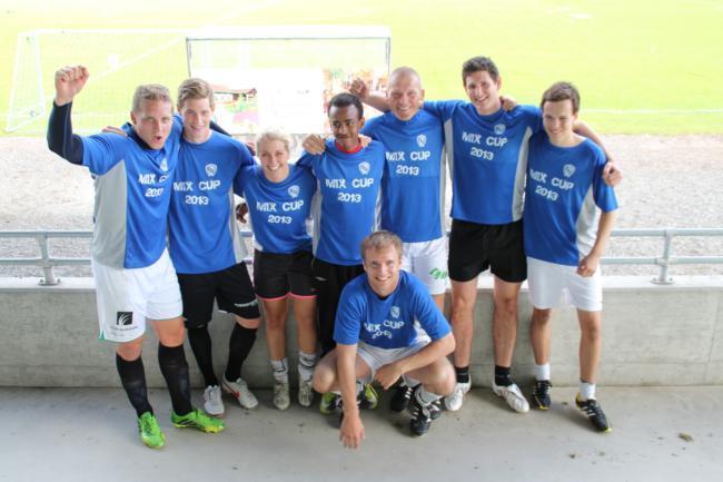 Vinnere 2013, Team Jærbladet