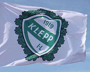 Klepp IL-flagg