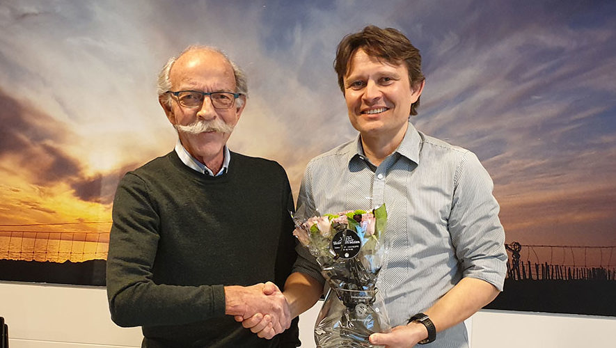 Innsatspokal for 2019 tildeles Jarl Haugland